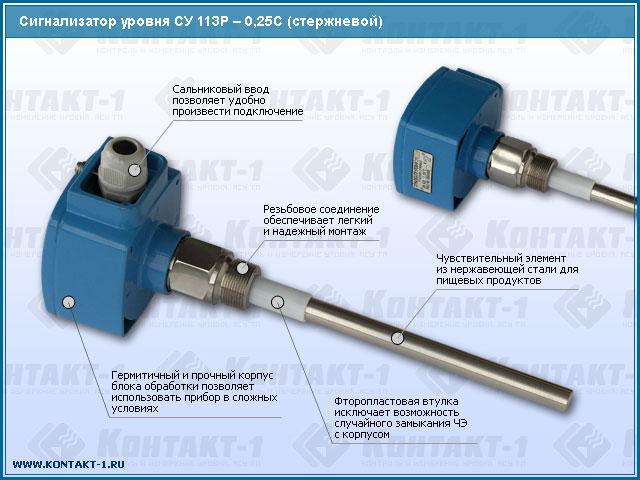 СУ-100 сигнализатор уровня